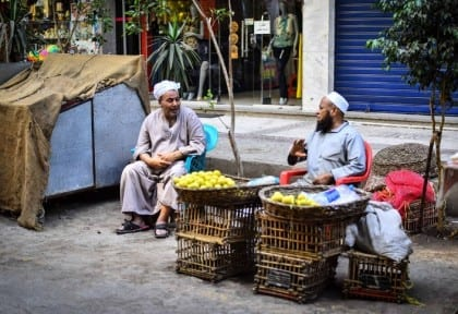 Egypt's Economy Continues to Decline