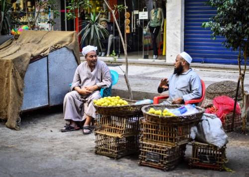 استمرار تراجع الاقتصاد المصري