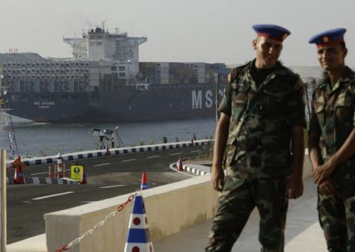 Amid Reforms, Egyptian Military Strengthens Grip on Economy