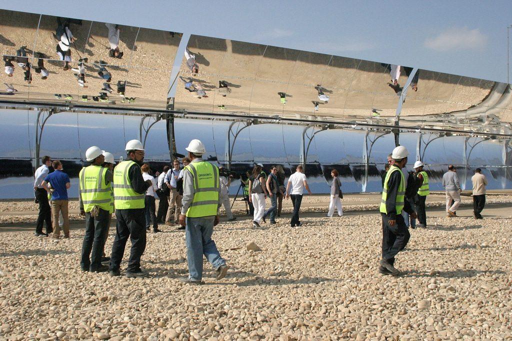 solar energy egypt
