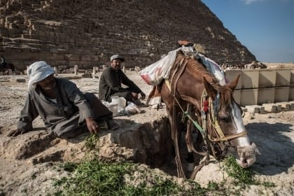 Heavy Blow Dealt to Egypt Tourism Industry Likely to Last