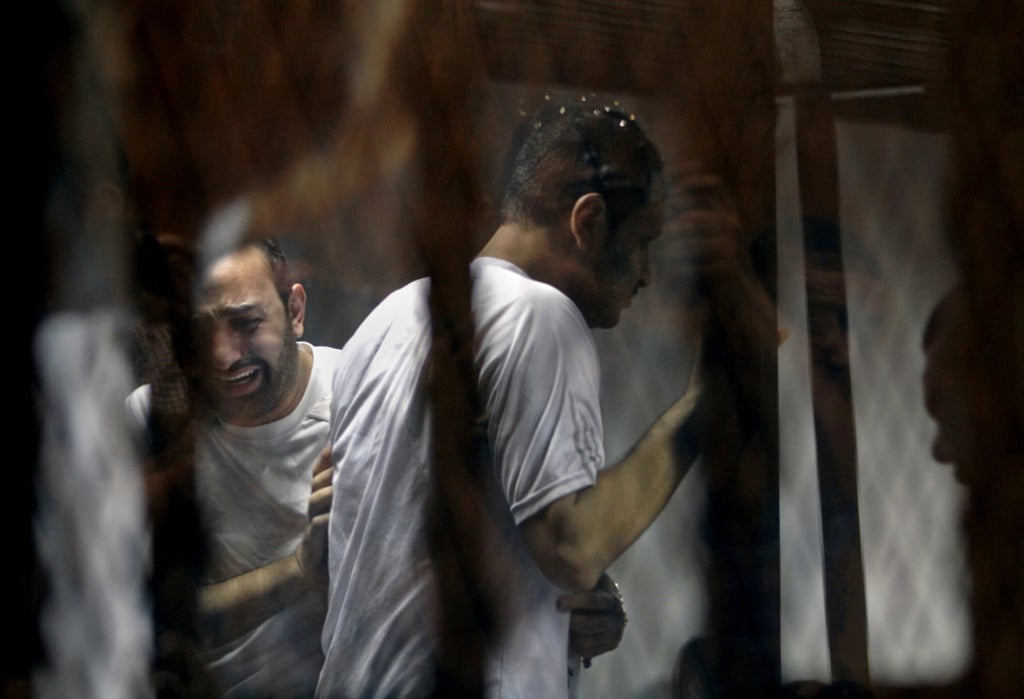 Egypt- Prisinors in Egypt