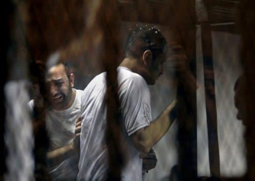 Survivors Tell of Horror of Egypt's Prisons