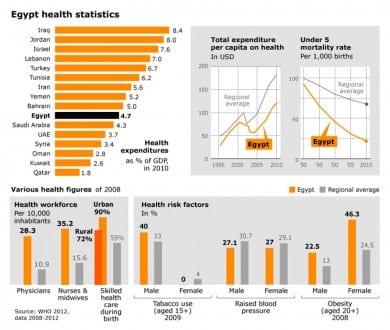 health egypt health expenditures1 720