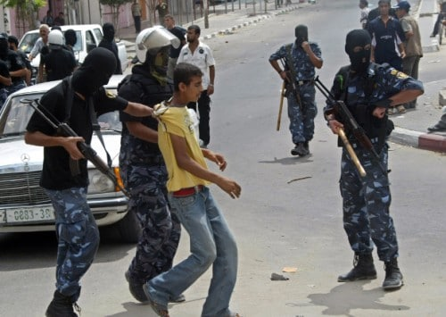 واقع الحريات وحقوق الإنسان في فلسطين