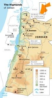 highlands Jordan highland map2 318