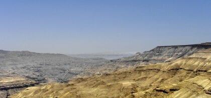 جغرافية الأردن