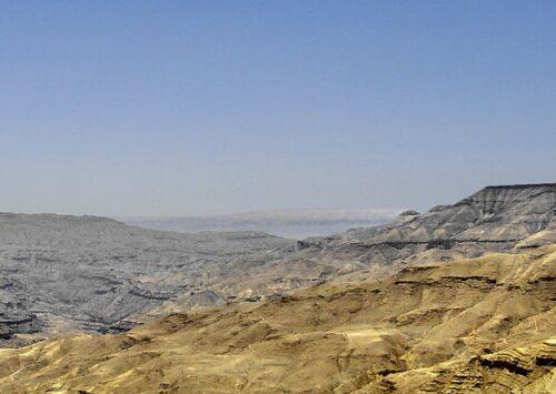 الجغرافيا في الأردن