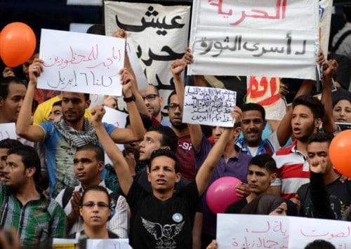 حقوق الإنسان بعد الإنقلاب