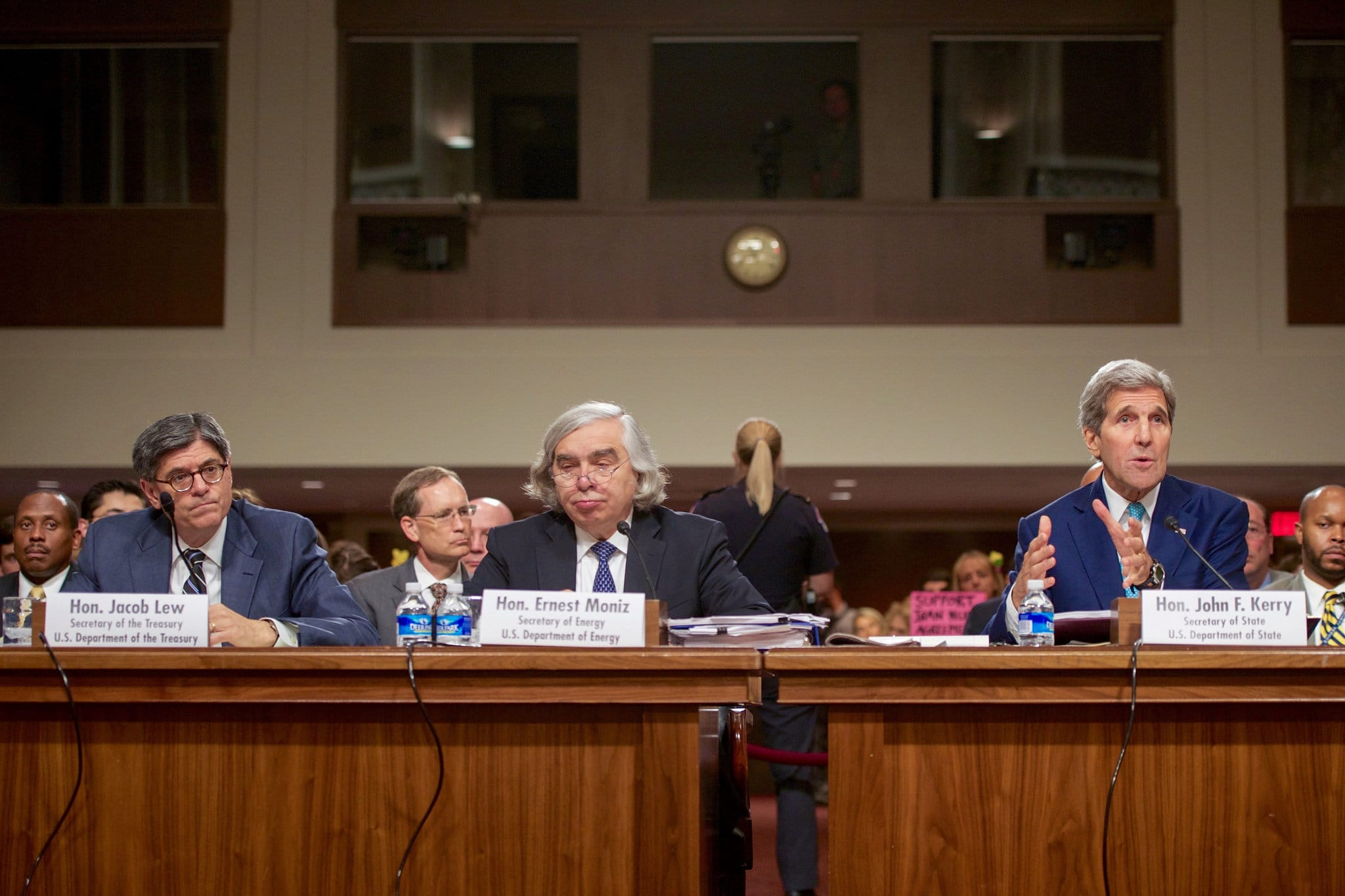 Obama Administration Begins Uphill Battle in Congress for Iran Deal