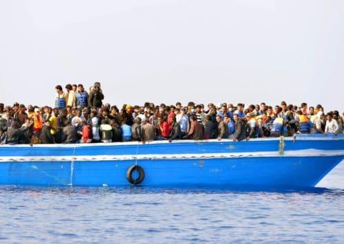 العوامل الرئيسية للهجرة غير الشرعية من شمال افريقيا إلى أوروبا