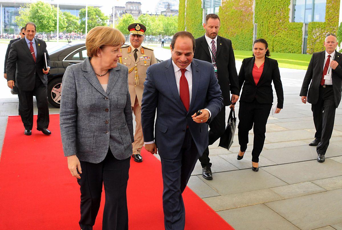 international affairs egypt el-sisi rising international legitimacy