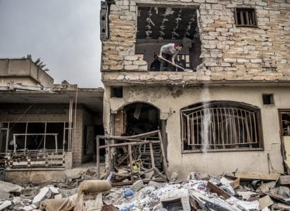 After IS: Will Mosul reconstruction be next arena of influence in Middle East?