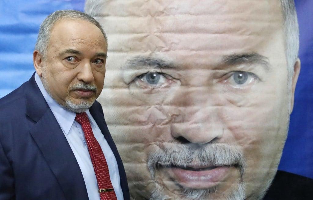 Israel- Avigdor Lieberman