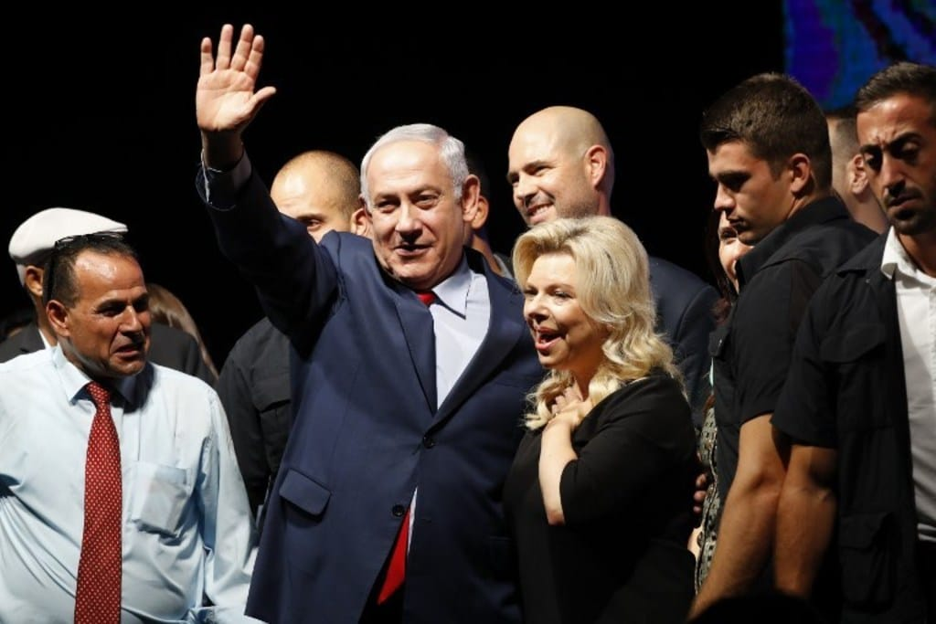 israel-Benjamin Netanyahu