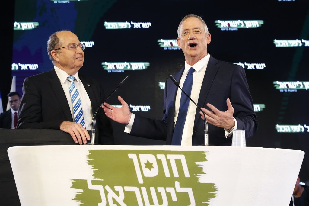 Israel- Benny Gantz