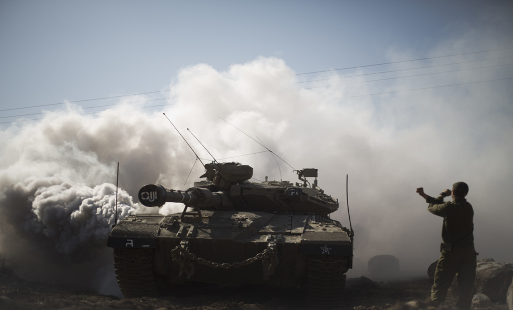 Israel Hezbollah
