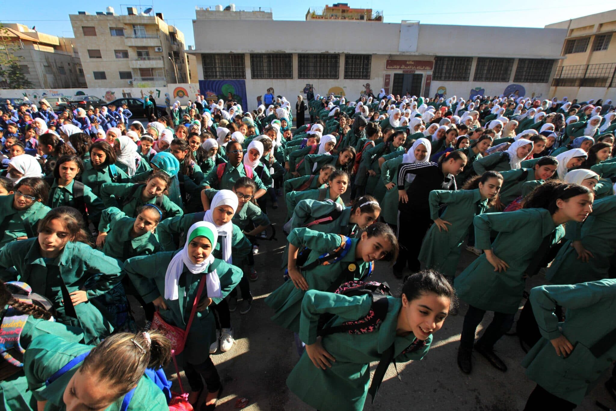 Education in Jordan