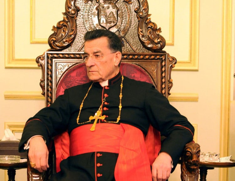 Maronite Patriarch Bechara Boutros al-Rahi: A Controversial Figure in a Turbulent Region