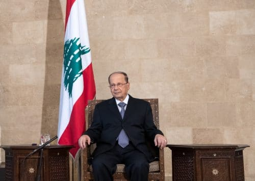 Who is Michel Aoun?