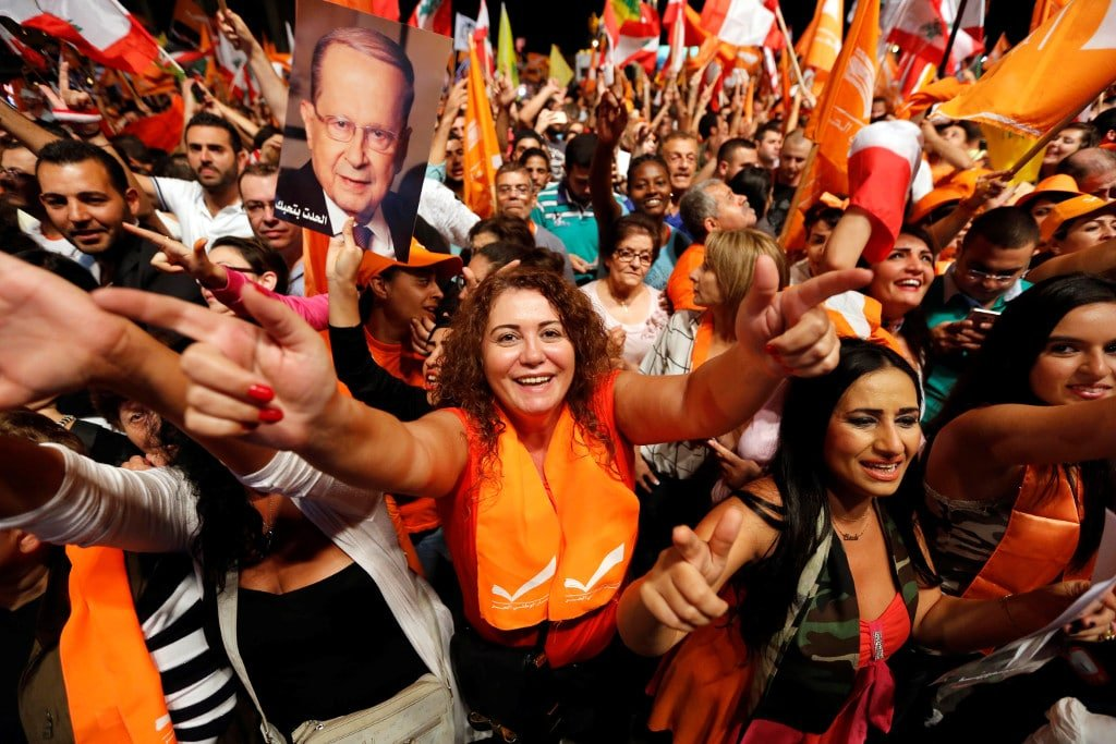 Lebanon elections Michel Aoun as president