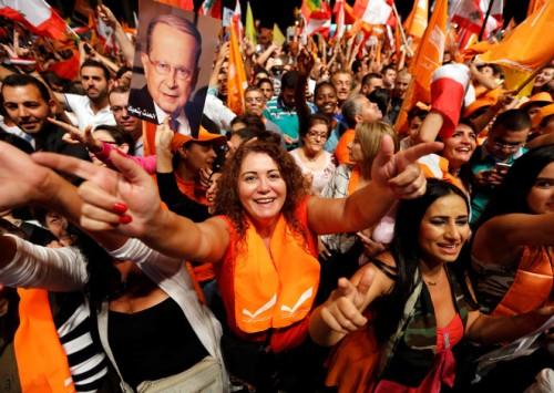 بعد 29 شهراً من الفراغ السياسي، لبنان ينتخب رئيساً جديداً