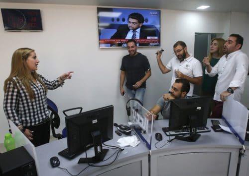 نظرة عامة على المشهد الإعلامي في لبنان