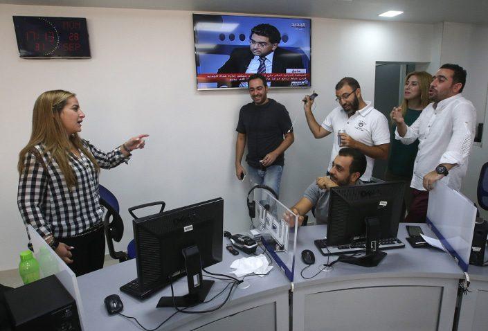 الإعلام في لبنان