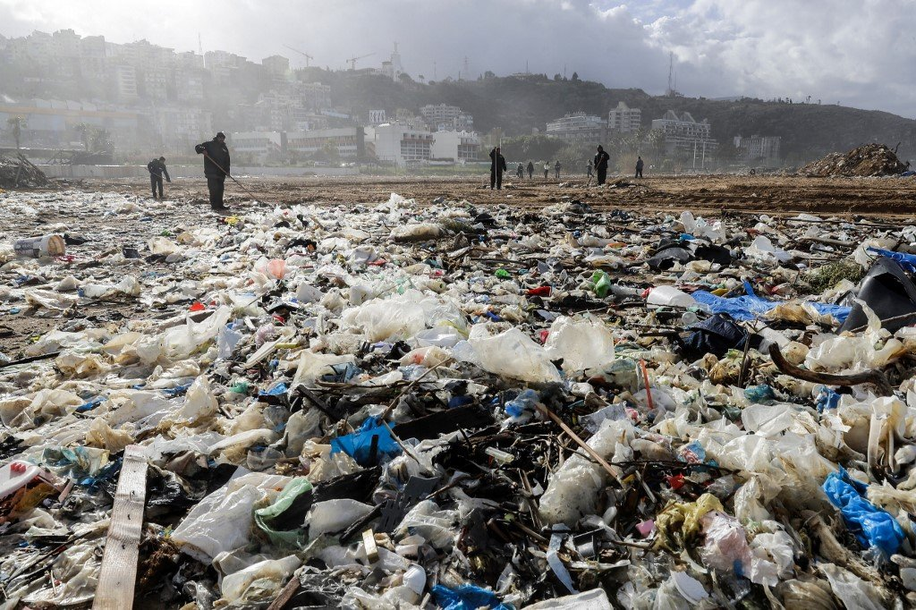 Garbage crisis lebanon