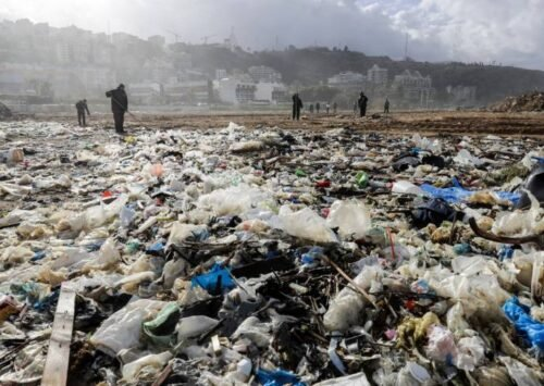 Four Years After Garbage Crisis, Lebanon Grappling with Rubbish Stalemate