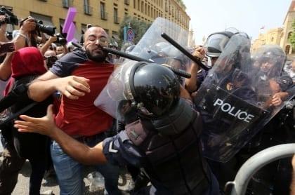 Lebanon's Anti-Rubbish Struggle Peters Out