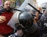 تلاشي الحراك المناهض للنفايات في لبنان