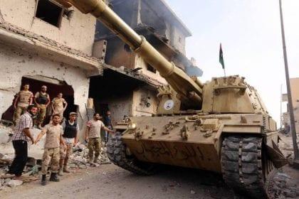 Libya: Islamic State Lost Sirte