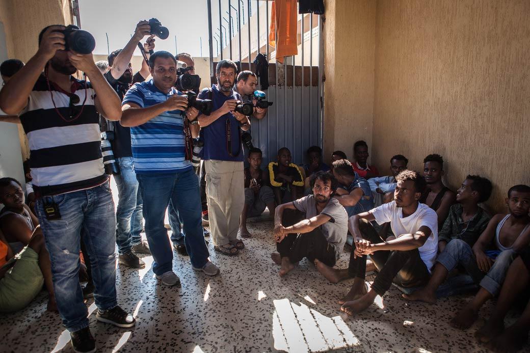 Libya media press