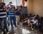 الإعلام في ليبيا