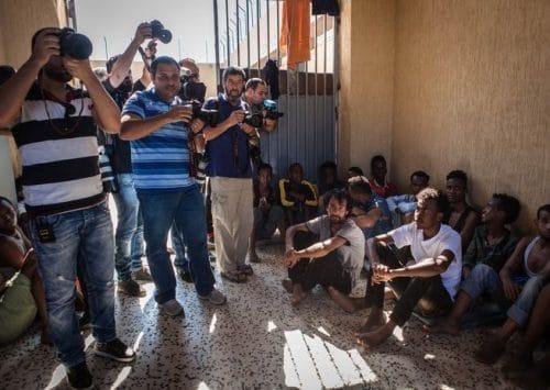 نظرة عامة على المشهد الإعلامي في ليبيا