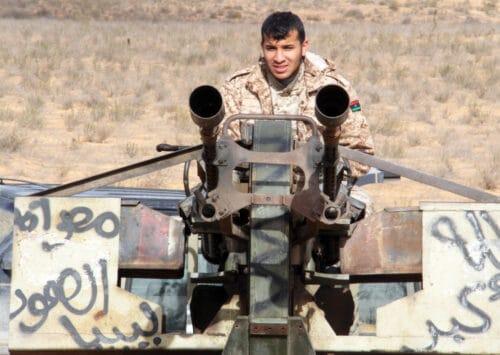 الحرب في ليبيا: على صفيحٍ من نار