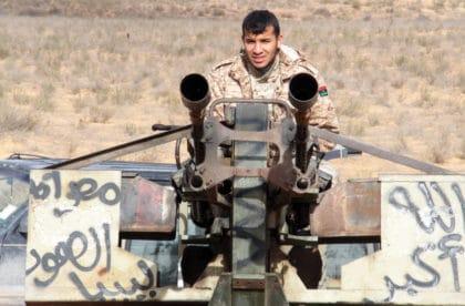 War in Libya Intensifies