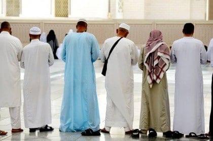 السكان في السعودية