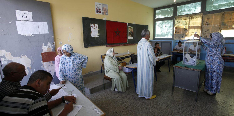 الانتخابات المحلية والإقليمية لعام 2015 في المغرب