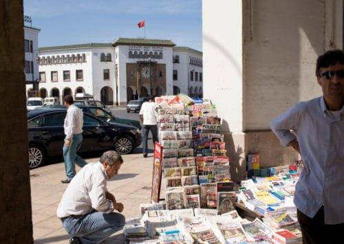 نظرة عامة على المشهد الإعلامي في المغرب