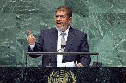 مصر مرسي (2012-2013)