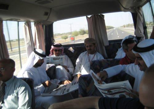 نظرة عامة على المشهد الإعلامي في سلطنة عُمان