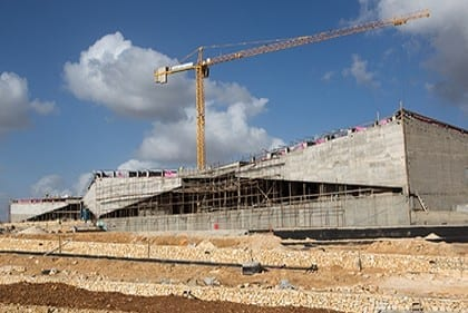 """The Palestinian Museum: """"It Will Bring Our Scattered People Closer Together"""""""