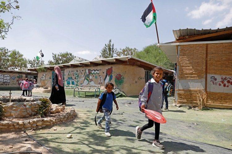 Khan al-Ahmar Reignites International Row Over Israeli Illegal Settlements