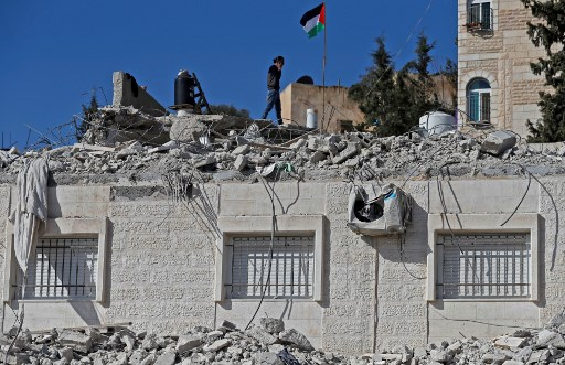 Rising Demolitions in the Occupied Palestinian Territories Signal Measures to Change Jerusalem's Demography