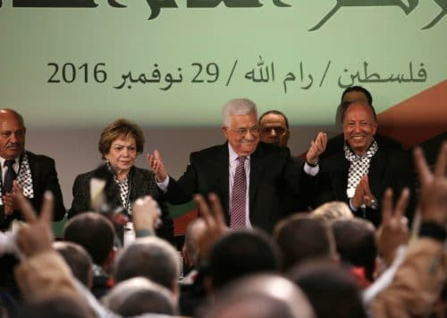 Abbas Emerges from Fatah Congress Stronger than Ever