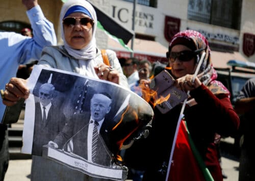 Palestinian Authority Facing Financial Crisis