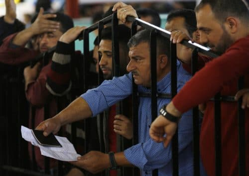 In Gaza, the 'Great March of Return' Jeopardizes Opening of Rafah Crossing, Truce with Israel