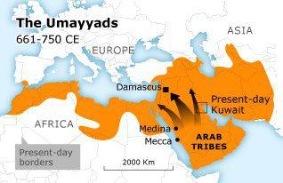 Umayyads Libya